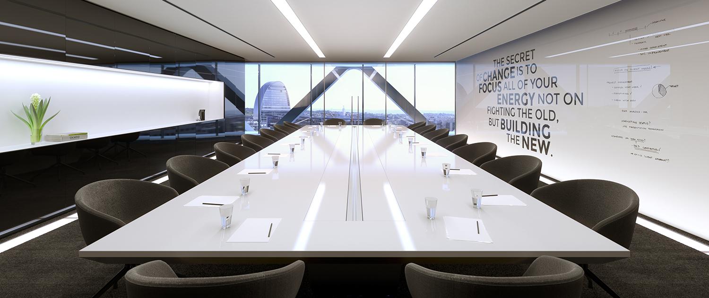 sala reuniones oficinas madrid