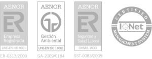 Triple certificación AENOR de Gmp